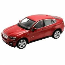 Металлическая модель BMW X6, красная, 1:34-39 Welly