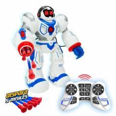 Робот на ИК-управлении Xtrem Bots - Штурмовик (на аккум., свет, звук) Longshore Limited