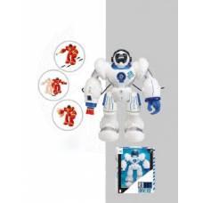 Интерактивный робот р/у Universe (на аккум., движение, стреляет, свет, звук)
