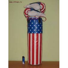 Боксерский набор американский флаг средний Лапландия