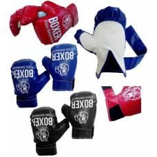 Детские игровые боксерские перчатки МЕГА ТОЙС