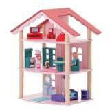 Большие кукольные домики