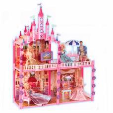Кукольный дом Doll House, 123 предмета