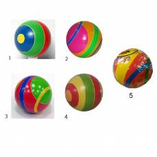 Мяч в полоску, 20 см Чебоксарский Завод