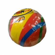 Мяч в полоску №5, 20 см Чебоксарский Завод