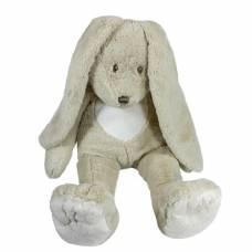 Мягкая игрушка Teddykompaniet Кролик большой, серый, 42 см