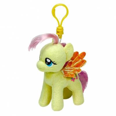 Брелок My Little Pony - Флаттершай, 12 см Ty Inc