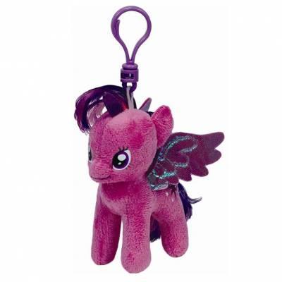 Брелок My Little Pony - Твайлайт Спаркл, 12 см Ty Inc