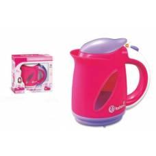 Розовый чайник Majical Play Set (свет, звук)