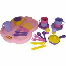 Игровой набор детской посуды