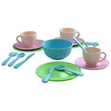 Игровой набор посуды для чаепития