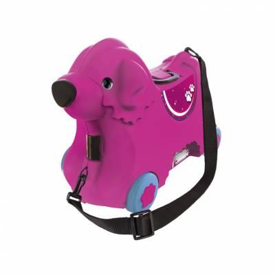 Детский чемодан на колесиках