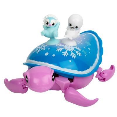 Интерактивная черепашка Little Live Pets - Снежный бриз и ее друзья Moose