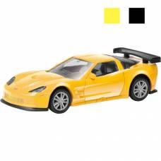 Коллекционная машинка Chevrolet Corvette C6, 1:64 RMZ City