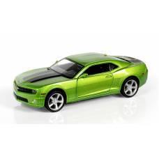 Коллекционная машина Chevrolet Camaro, зеленая металлик, 1:32 RMZ City