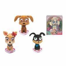 Собачка Chi-Chi Love с качающейся головой, 12 см Simba