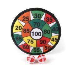 Набор для игры в дартс, на липучке, 19.5 см Shantou