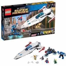 Конструктор LEGO Super Heroes - Вторжение Дарксайда LEGO