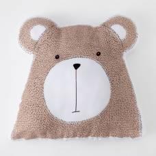 Подушка Крошка Я «Медвежонок», 43 × 39 см, п/э 100 % Крошка Я