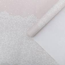 Бумага глянцевая в рулоне «Кружево», 0.68 × 8 м Sima-Land