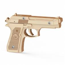 Детский пистолет-резинкострел