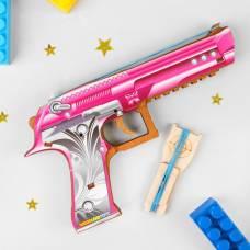 Пистолет с резинками