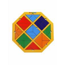 Головоломка Woodland Toys 83401 Калейдоскоп. Листопад Woodland (Сибирский сувенир)