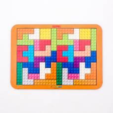 Логическая игра Woodland Toys 65108 Тетрис большой Конструктор Woodland (Сибирский сувенир)