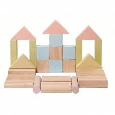 Деревянный конструктор, 40 деталей Plan Toys