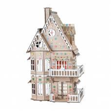Сборный кукольный домик