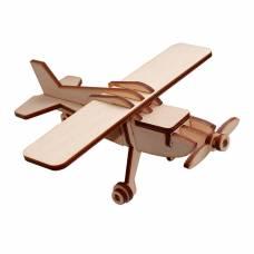 Сборная игрушка серии Я конструктор Самолет ЯК-12 Paremo
