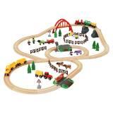 Деревянные железные дороги