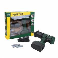 Игровой набор Power Tools - Шуруповерт-лобзик