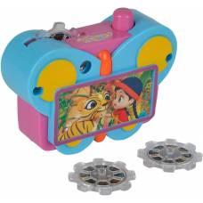 Игрушечный фотоаппарат-проектор