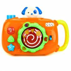 Детский фотоаппарат Smart Camera (свет, звук)