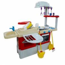 Игровой набор InFiniTy Basic № 4 - Детская кухня (свет, звук) Полесье