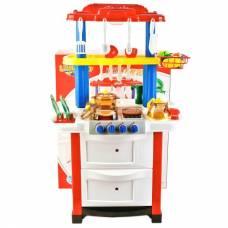 Детская кухня Happy Little Chef (свет, звук), 33 предметов MSN Toys