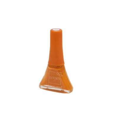 Детский лак для ногтей, оранжевый Lukky
