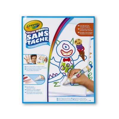 Волшебные листы для рисования Color Wonder, 30 шт. Crayola