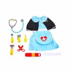 Набор ветеринара с халатом Doctor Set Shenzhen Toys
