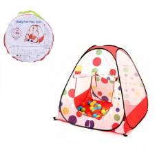 Детская палатка Baby Fun Play Tent в сумке, 90 х 90 см Shantou Gepai