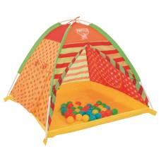 Детская палатка для игр с шариками, 112 х 112 см Bestway