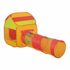 Детская игровая палатка с тоннелем