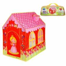 Игровая палатка «Домик принцессы», окна: сетка Sima-Land