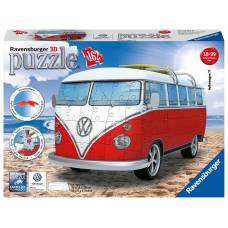 3D Пазл VW Bus T1, 162 эл. Ravensburger