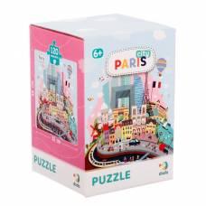 Пазл «Париж», 120 элементов Vladi Toys