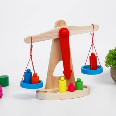 Деревянная игрушка Баланс