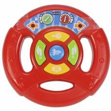 Игровой руль ABC (свет, звук) Simba