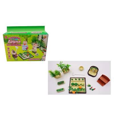 Игровой набор аксессуаров для садоводства