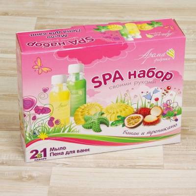 Мыло и пена для ванн своими руками